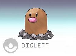 Diglett Lawl