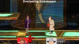 Super Smash Bros ARL Character Moveset - Willy Wonka