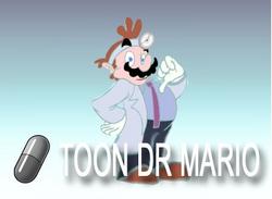 Toon Dr. Mario