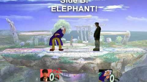 Smash Bros Lawl Character Moveset - Nostalgia Critic