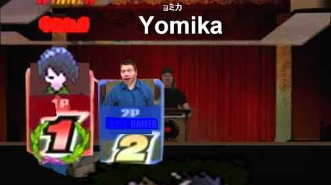 Smash Bros Lawl Character Moveset - Yomika