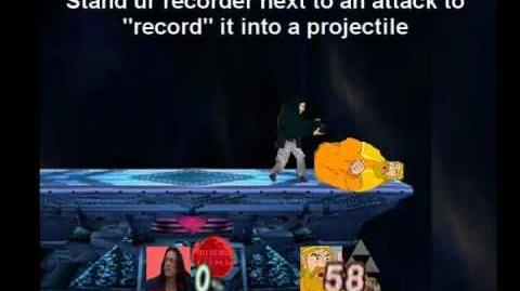 Smash Bros Lawl Character Moveset - Tommy Wiseau