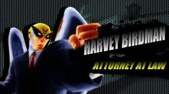 Smash Bros Lawl Royal Character Moveset - Harvey Birdman