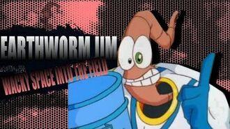 Smash Bros Lawl Royal Character Moveset - Earthworm Jim