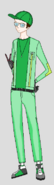 True sandvich33 green