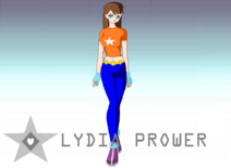Sblg lydia prower