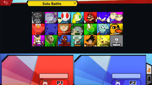 Roster Smash Bros Lawl Generations Remade Version Wiki