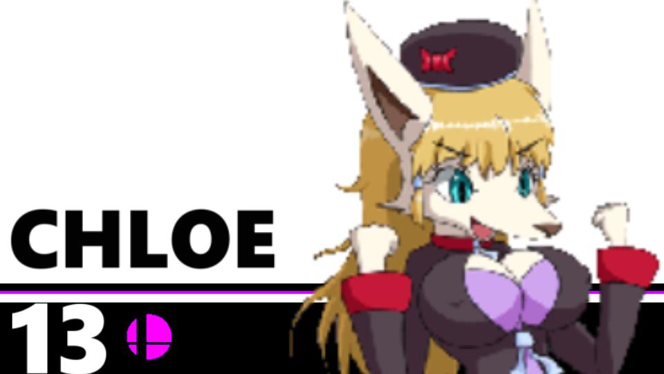 Chloe Smash Bros Lawl Generations Remade Version Wiki