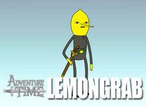 Character intro lemongrab