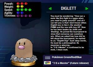 Diglett Trophy