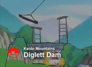 Diglett Dam