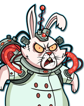 Boss Avatar Full Stew Bunny