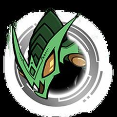 Green Hydra 2nd Place