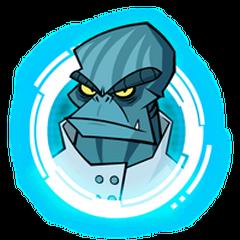 Blue Grump