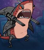Sharknado Salty 1