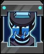 Ice Blaster III - Blueprints