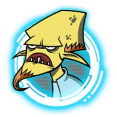 Yellow Grump