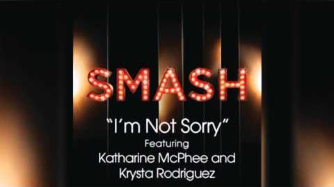 I'm Not Sorry - SMASH Cast-0
