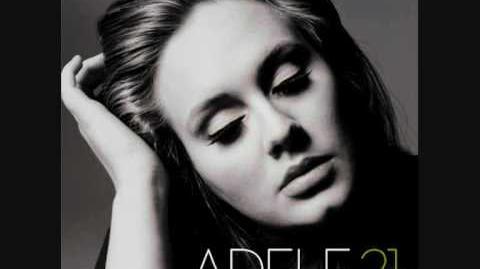 Adele - Rumour has it (with lyrics)