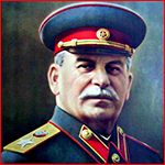 Joseph stalin portrait by vladimirseyer-d6p9l2r
