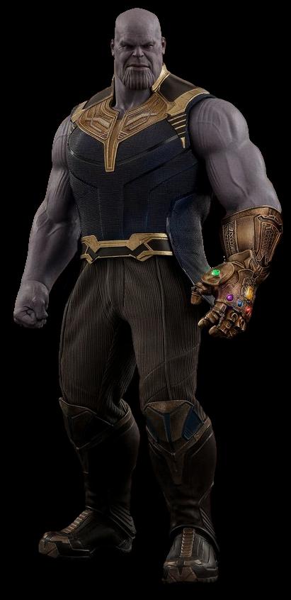 Image Infinity War Thanos Transparent By Camo Flauge