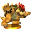 Trophée Bowser 3DS