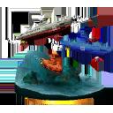 Trophée Sous-marins Steel Diver 3DS