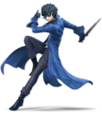 Art Joker bleu Ultimate