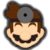 Icône Dr. Mario noir Ultimate