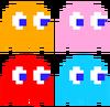 Art Fantômes Pac-Man