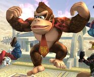Donkey Kong Smash final Brawl 4
