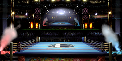 Image illustrative de l'article Ring de boxe
