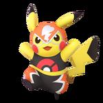 Art Pikachu cosplayeur Ultimate