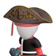 Chapeau Pirate Ultimate