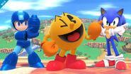 Pac-Man SSB4 Profil 1