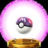 Trophée Master Ball U