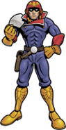 Captain Falcon SSB