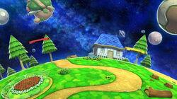 Image illustrative de l'article Mario Galaxy