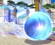 Sonic attaques Brawl 1
