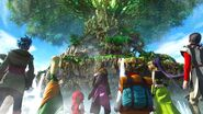 Dragon quest xi-yggdrasil