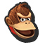 Icône Donkey Kong U
