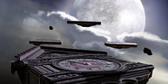 Tour de l'horloge de l'Umbra CB Ultimate