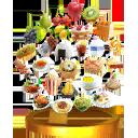 Trophée Nourriture 3DS