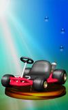 Trophée Kart de compétition Melee