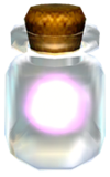 Art Fée en bouteille MM 3D