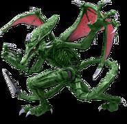Art Ridley vert Ultimate