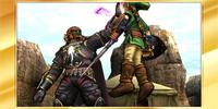 Félicitations Ganondorf 3DS Classique