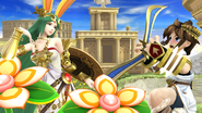 Félicitations Palutena U All-Star