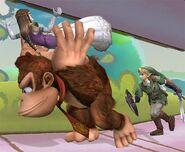Donkey Kong Profil Brawl 1