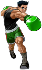 Art Little Mac Wii